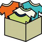 メルカリで売れた厚手の服の送り方。