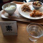 渋谷西武の無印カフェは、子連れでもゆっくりランチができる穴場です。